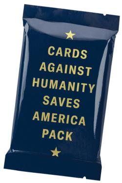 Cards Against Humanity - Saves America Expansion Pack