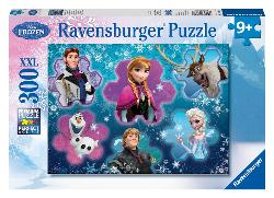 Cool Collage Frozen Children's Puzzles