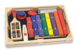 Beginner Band Set Educational Toy