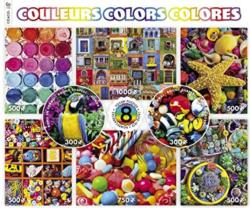 Colors 8-in-1 Pattern / Assortment Multi-Pack