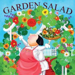 Garden Salad Garden Large Piece