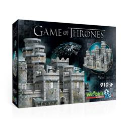 Game of Thrones - Winterfell Game of Thrones 3D Puzzle