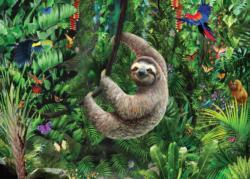 Sloth Animals Jigsaw Puzzle