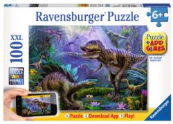 Great T-Rex Dinosaurs Jigsaw Puzzle