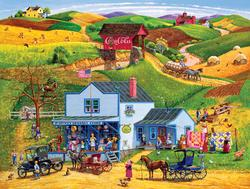 McGivney General Store - Scratch and Dent General Store Jigsaw Puzzle
