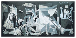 Guernica (Mini) Spain Miniature Puzzle