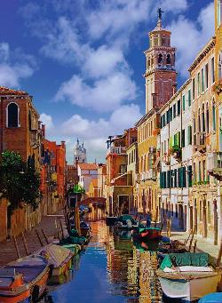 In Venice Travel Jigsaw Puzzle