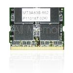 256MB PC133 144p SDRAM MicroDIMM