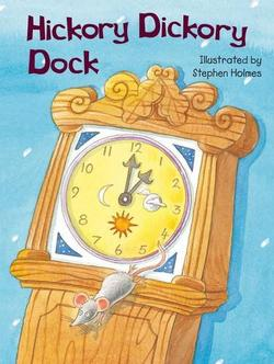 Hickory Dickory Dock Puzzle Movies / Books / TV Children's Puzzles