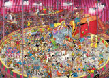 The Circus! Carnival Jigsaw Puzzle