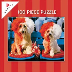 True Fans (Mini) Dogs Jigsaw Puzzle