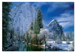 Yosemite National Park United States Jigsaw Puzzle