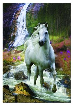 Freedom Waterfalls Jigsaw Puzzle