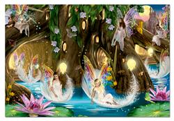 Fairy Ball Fairies Jigsaw Puzzle