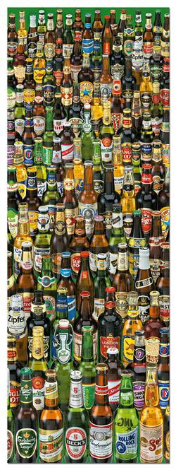 Beers Collage Jigsaw Puzzle