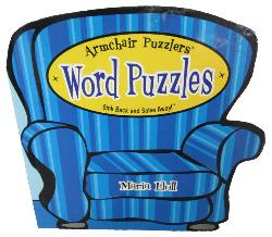 Armchair Puzzlers Educational Activity Books and Stickers