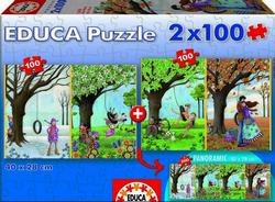 The Four Seasons Summer Jigsaw Puzzle