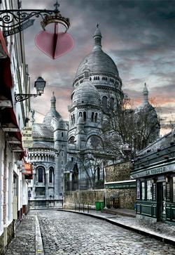Montmartre, Paris Cities Jigsaw Puzzle