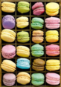 Macarons Photography Jigsaw Puzzle