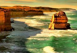 Great Ocean Road, Australia Australia Jigsaw Puzzle