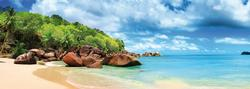 Mahe Island, Seychelles Photography Panoramic
