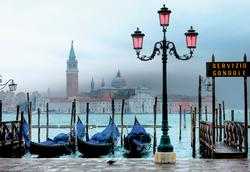 Venice at Dusk Cities Jigsaw Puzzle