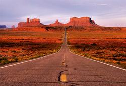 Monument Valley Road United States Jigsaw Puzzle