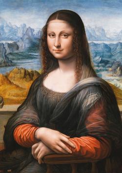 Prado Museum Gianconda Mother's Day Jigsaw Puzzle