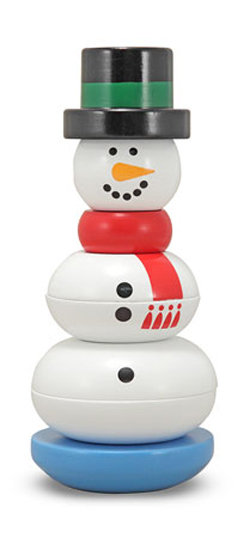 Snowman Stacker Snowman Toy