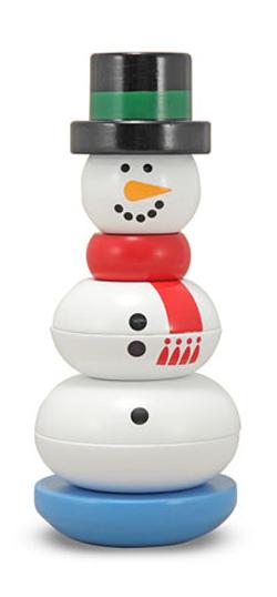 Snowman Stacker Snowman Toy
