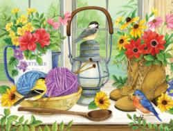 The Lady's Table Mother's Day Jigsaw Puzzle