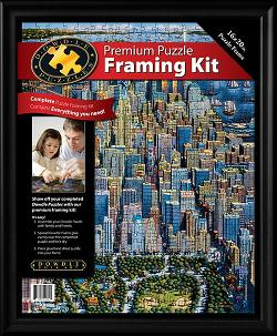 Dowdle - Puzzle Framing Kit - 16