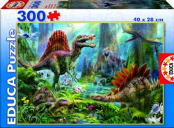 Dinosaurs Forest Children's Puzzles