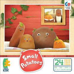 Small Potatoes Train Movies / Books / TV Children's Puzzles
