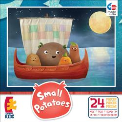 Small Potatoes Sailing Movies / Books / TV Children's Puzzles