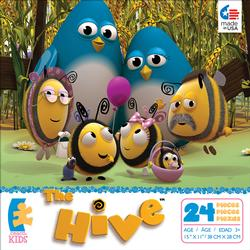The Hive with Birds Movies / Books / TV Jigsaw Puzzle