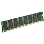 256MB SDRAM PC133 ECC REG CL3 Low Profile