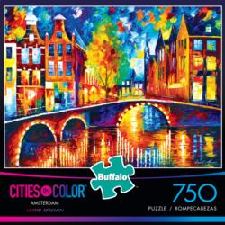 Amsterdam Europe Jigsaw Puzzle