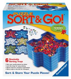 Puzzle Sort & Go! - Scratch and Dent Accessory