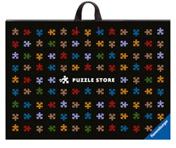 Puzzle Store Carrying Case: 300 - 1000 piece count - Scratch and Dent Accessory