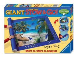 Giant Stow & Go! 3000 Piece - Scratch and Dent Accessory