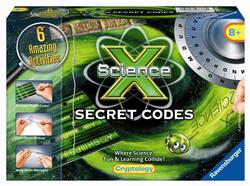 Secret Codes (Science X Mini ) Educational Activity Books and Stickers