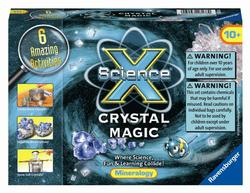 Crystal Magic (Science X Mini ) Educational Activity Books and Stickers