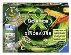 Dinosaurs (Science X Mini ) Educational Activity Books and Stickers