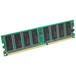 256MB DDR-400 (PC3200) ECC Memory