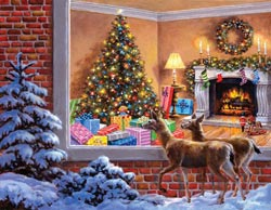 You Better be Good Christmas Jigsaw Puzzle