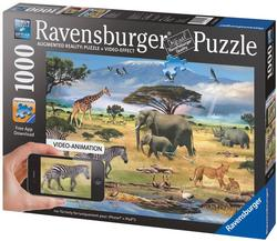 Animals of Africa (Augmented Reality) Africa Jigsaw Puzzle