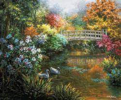 Treasury of Splendor Landscape Jigsaw Puzzle