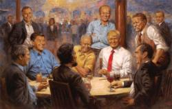 The Republican Club Patriotic Jigsaw Puzzle