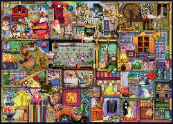 The Craft Cupboard - Scratch and Dent Collage Jigsaw Puzzle